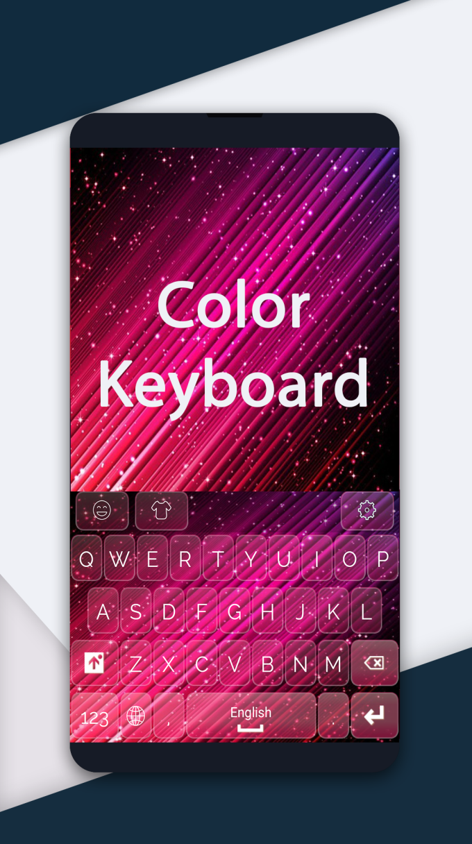 Color Keyboard for Redraw