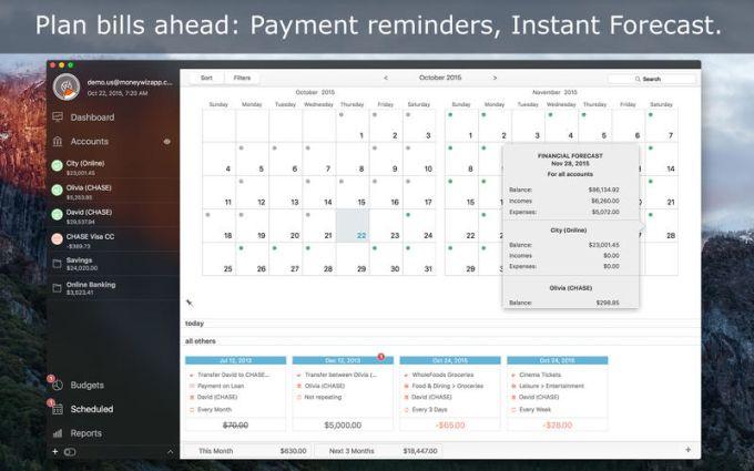 MoneyWiz 2 - Personal Finance Free