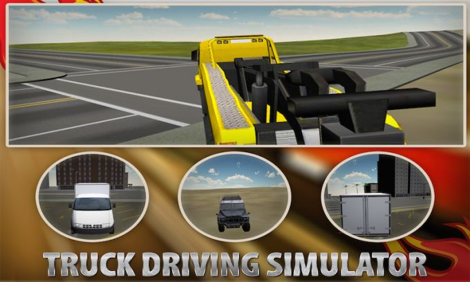 Heavy Duty Truck Simulator 3D