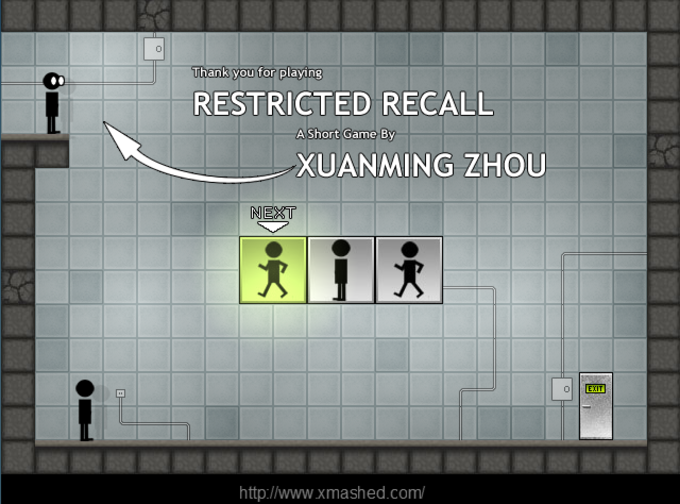 Restricted Recall