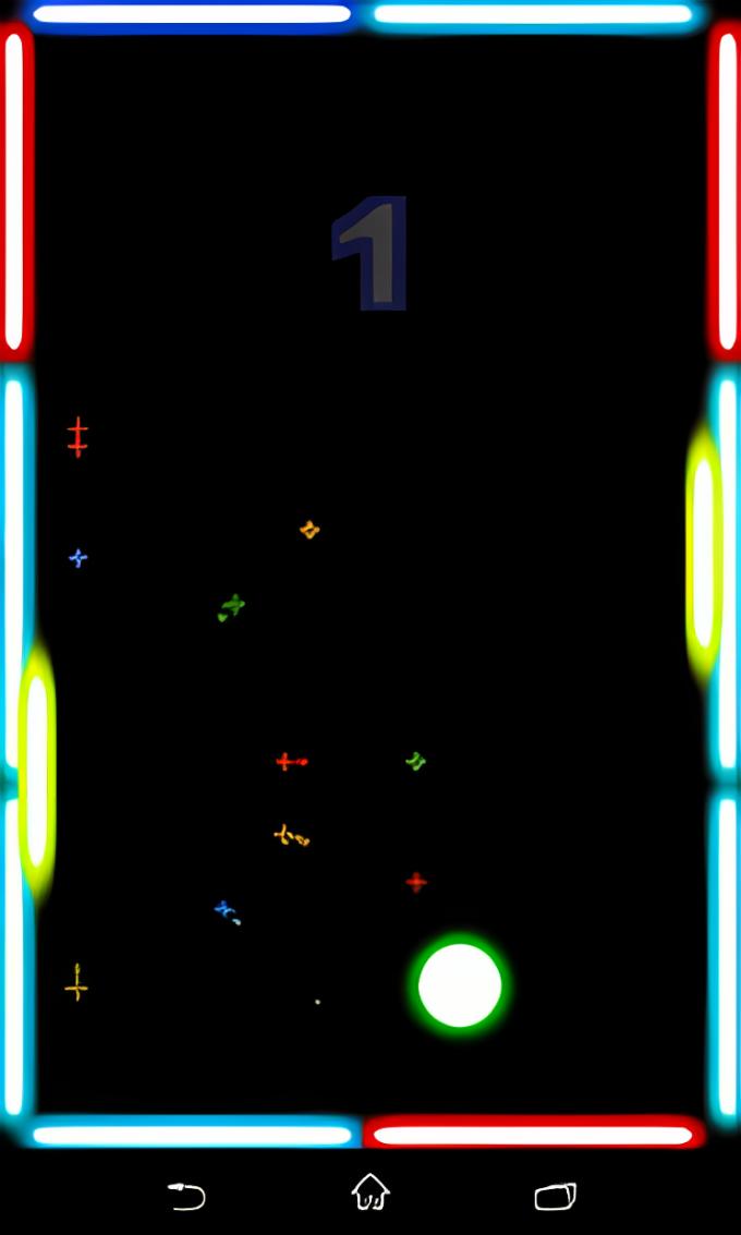 Glow Tennis