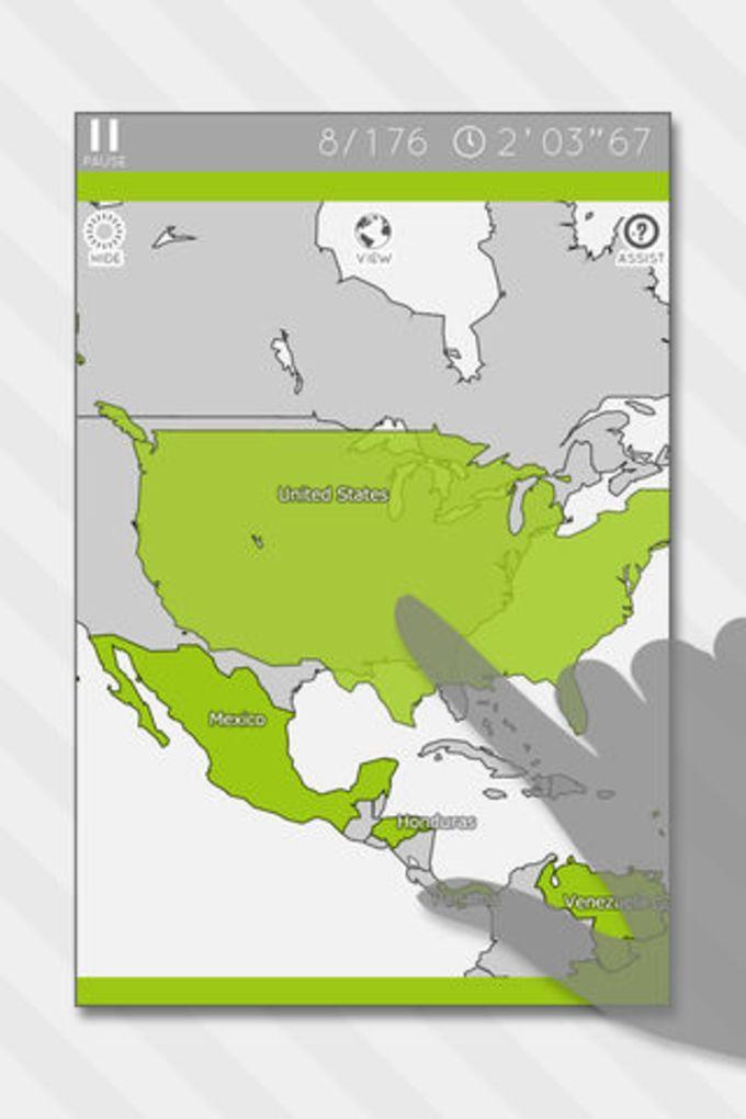 EnjoyLearning World Map Puzzle