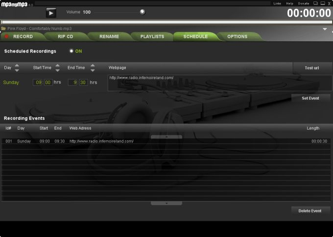 MP3myMP3 Free Sound Recorder