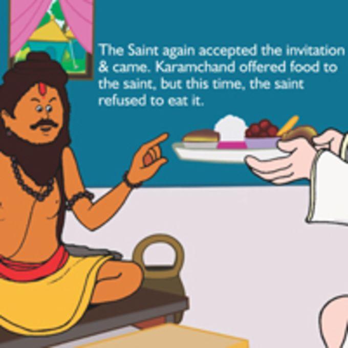 marathi Kids Story Malkat Bhande