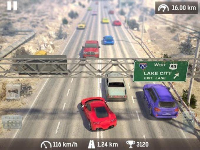 Traffic: Car Racing Simulator