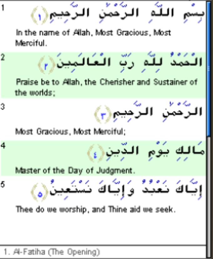 Free Quran Reader