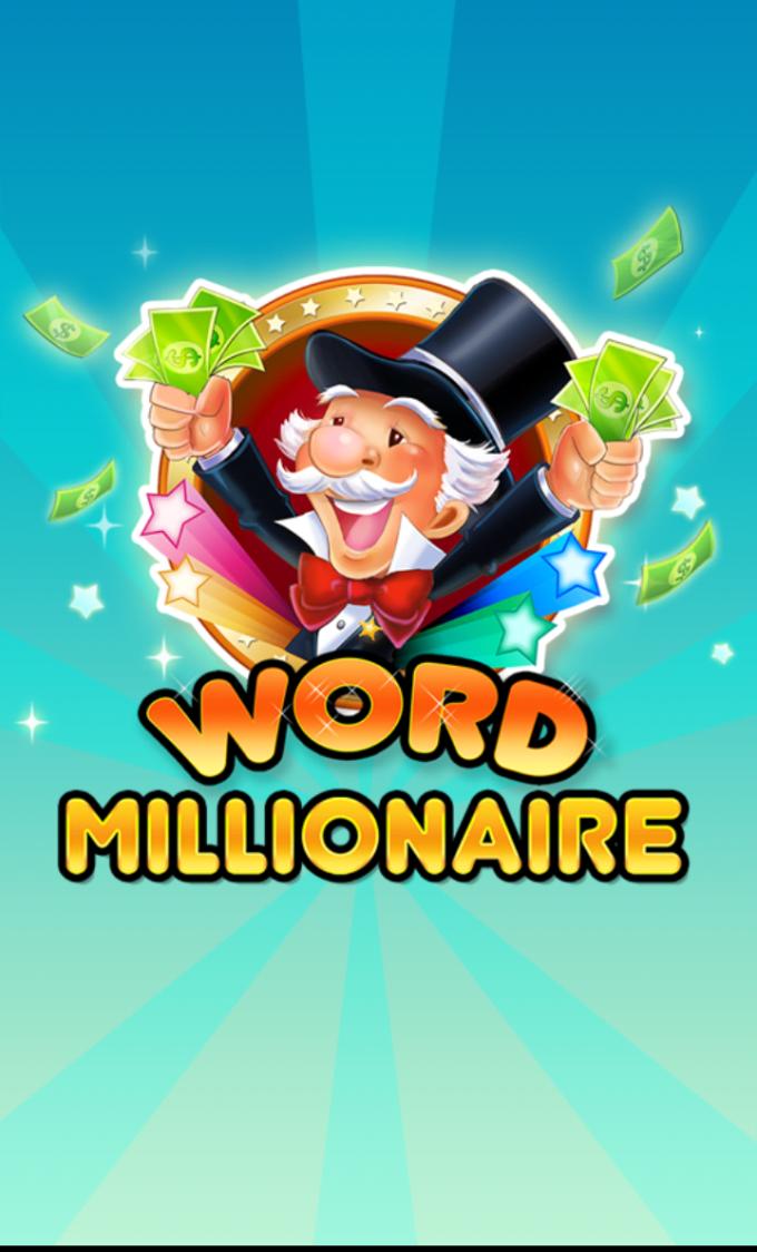WORD MILLIONAIRE: WORD PUZZLE