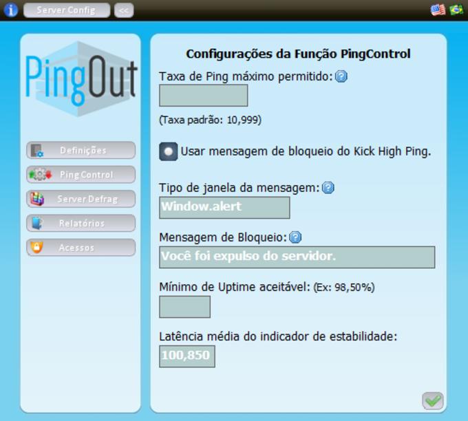 PingOut