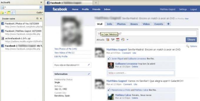 ArchiveFacebook
