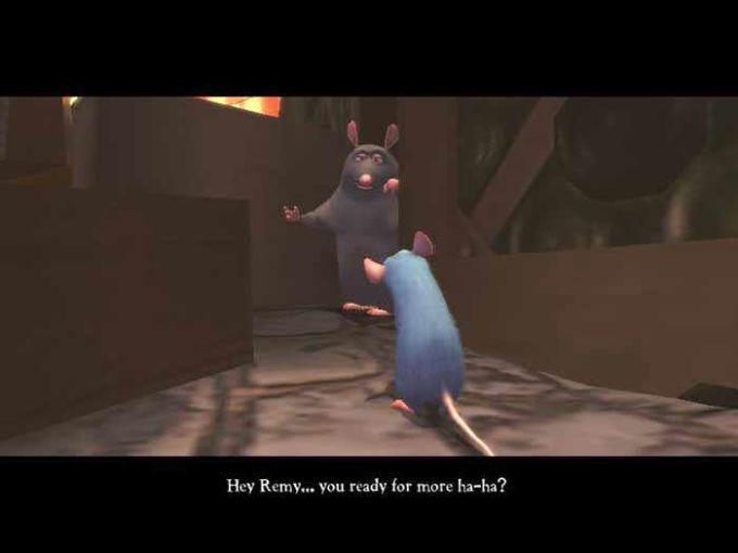 Ratatouille The Game