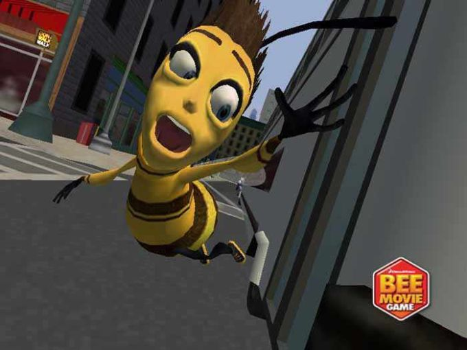 Bee Movie Game