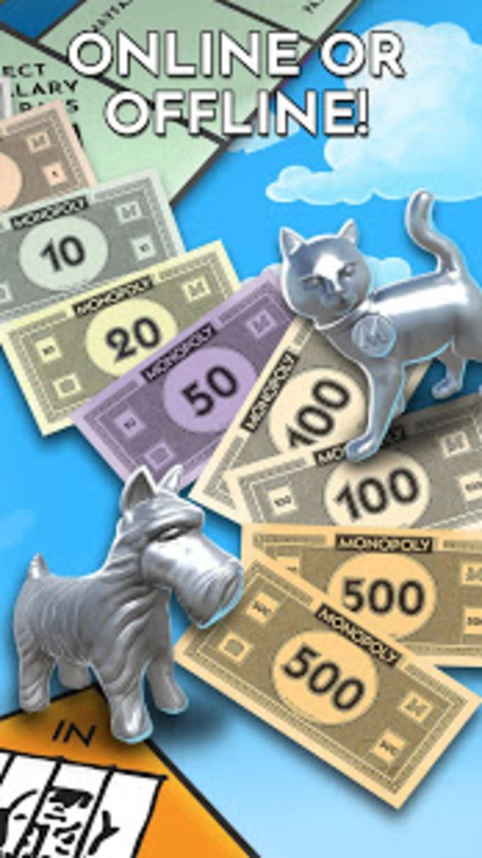 Monopoly - Board game classic about real-estate