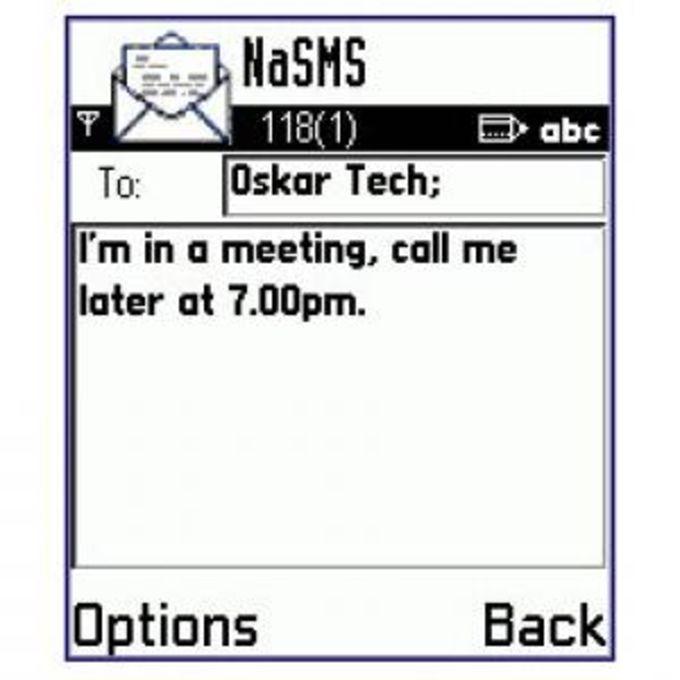 NaSMS