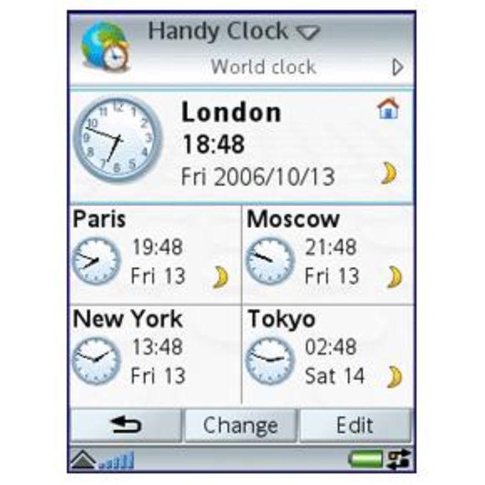 Handy Clock