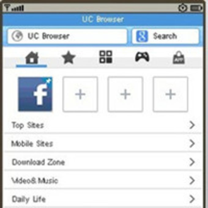 UC Browser Certificated for Java