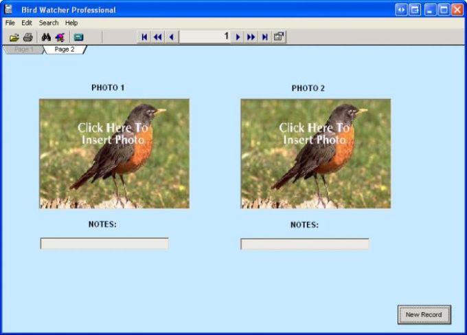 Bird Watcher Professional