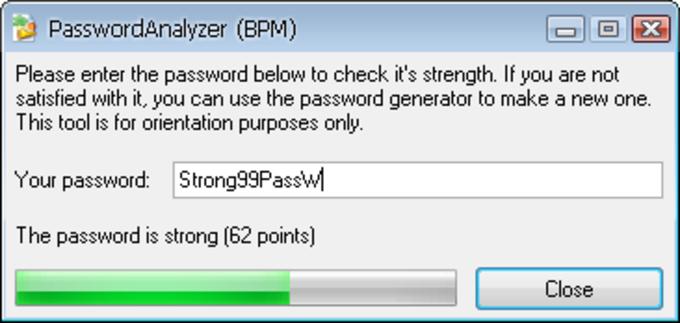 Bytessence PasswordManager