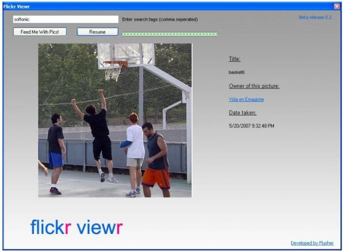 Flickr Viewr