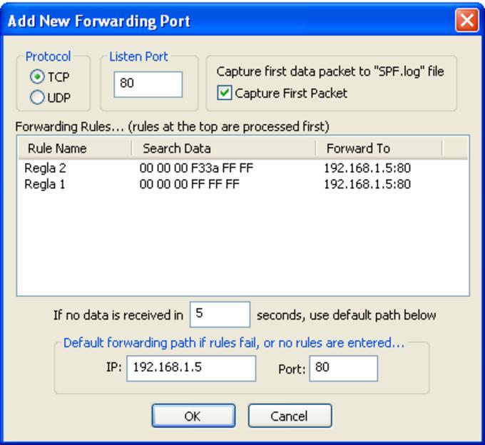 Smart Port Forwarding