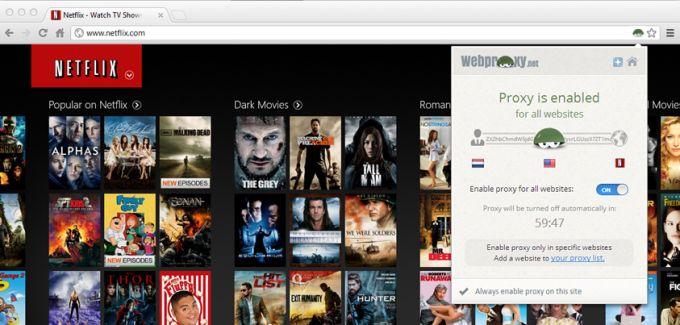 Webproxy.net