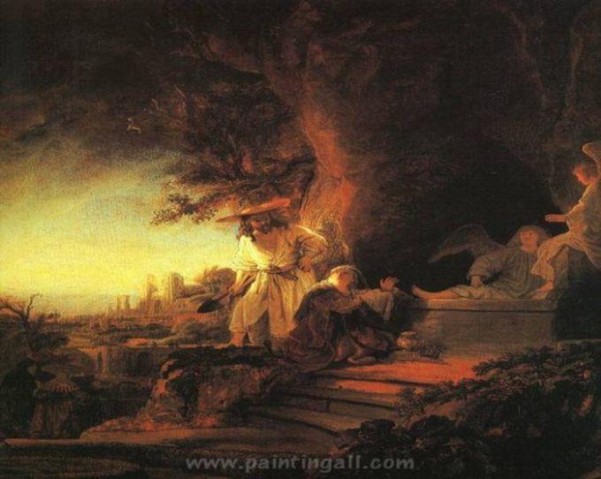 Rembrandt Art Screensaver