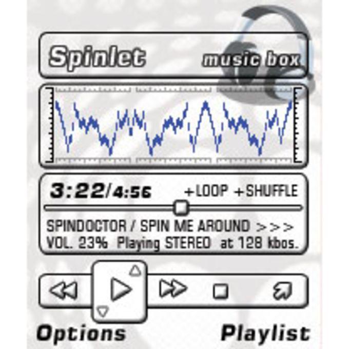 MP3 Music Box