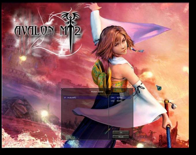 AvalonMT2 Launcher