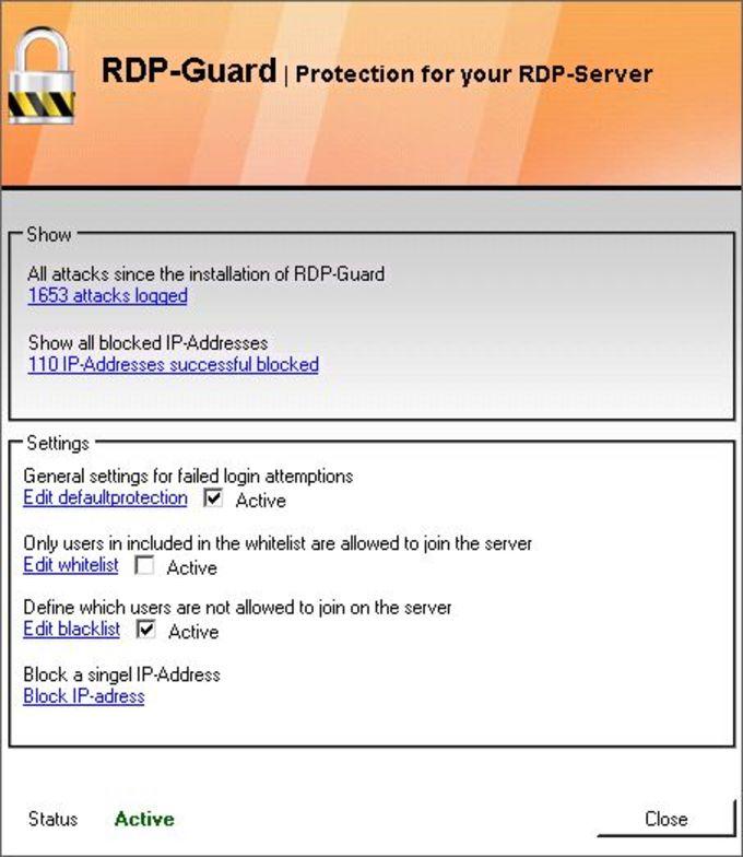 RDP Guard