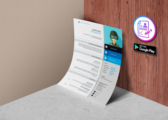 Free Resume Maker Cv Maker Templates Formats App For Android Download