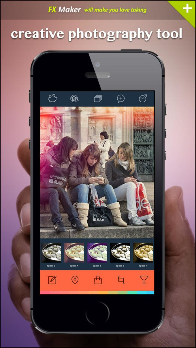 FX Maker 360 Pro - The ultimate camera photo editor plus art image effects & filters