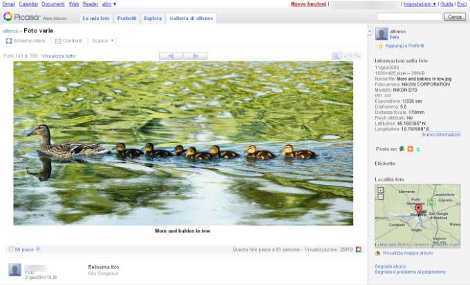 Picasa Web Album