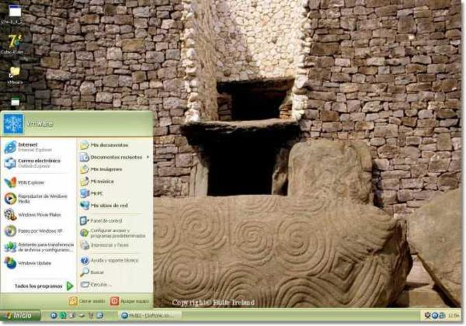 Images of Ireland Desktop Theme for Windows XP