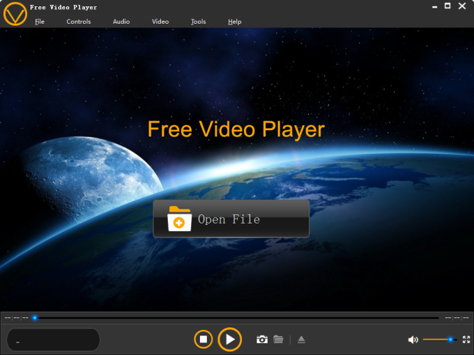 Shining Free Video Player