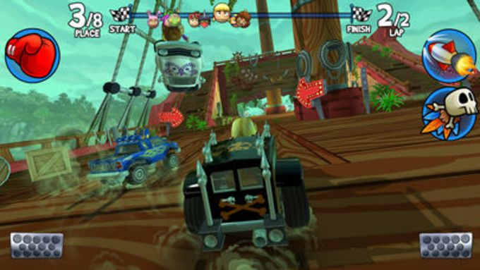 Beach Buggy Racing 2 for iPhone - Download