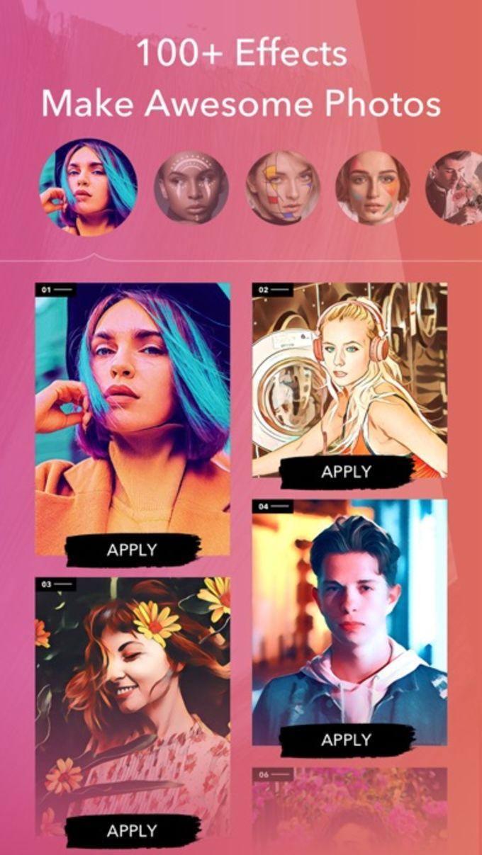 Selfie Art-Pic EditorFace App