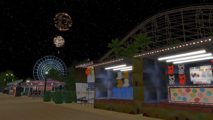 Rollercoaster Dreams Demo PS VR PS4