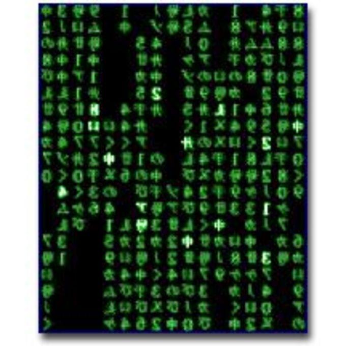 Matrix Screensaver Saudi – Jerusalem House