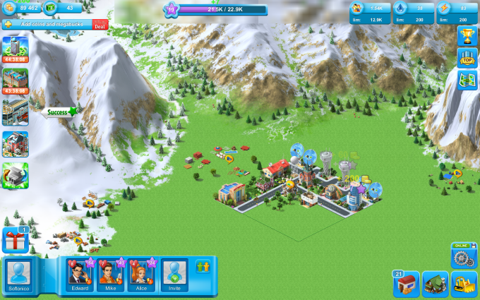 how to get megabucks in megapolis for free