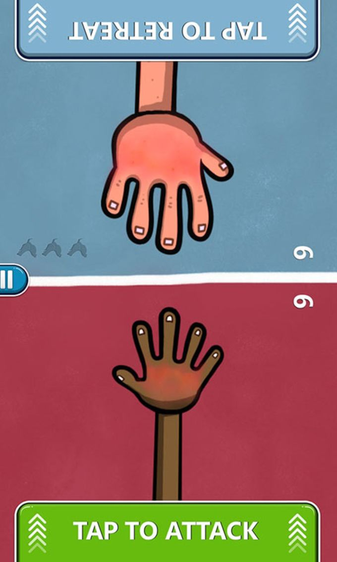 Red Hands  Fun 2 Player Games