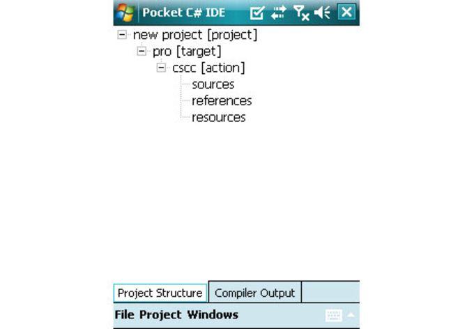 Pocket C# Combo