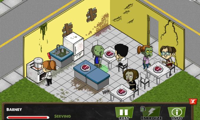 Zombie Café