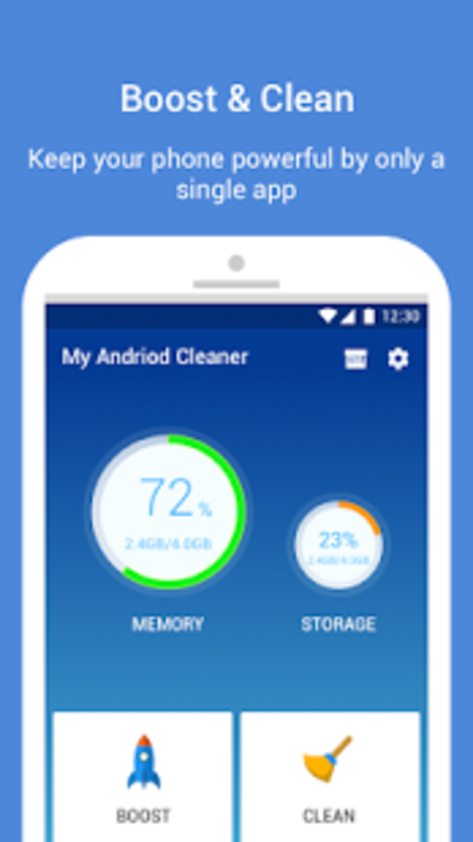 My Android Cleaner - RAM Clean