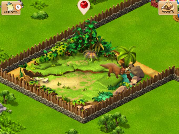 Wonder Zoo - Animal Rescue!