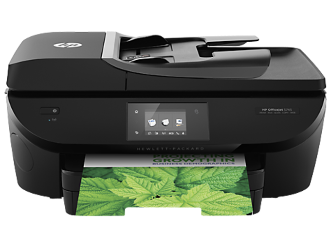 HP OfficeJet 5745 e-All-in-One Printer drivers