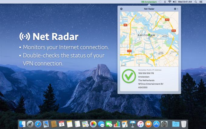 Net Radar