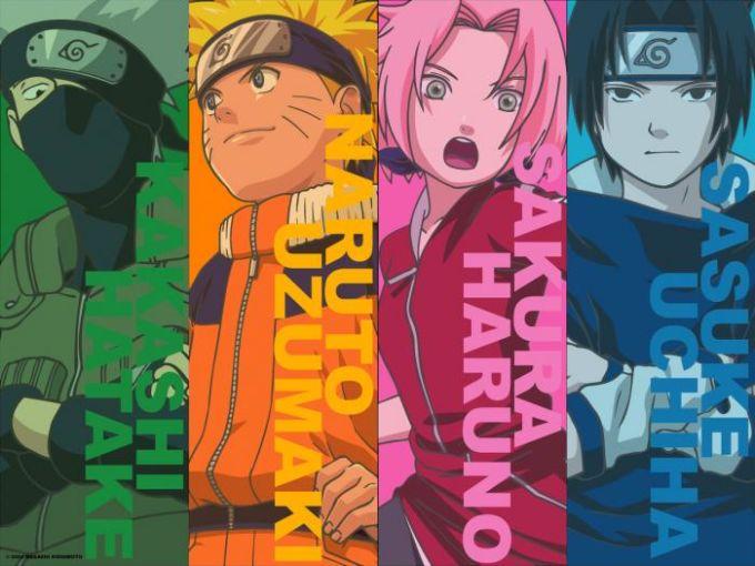 Papel de parede Naruto