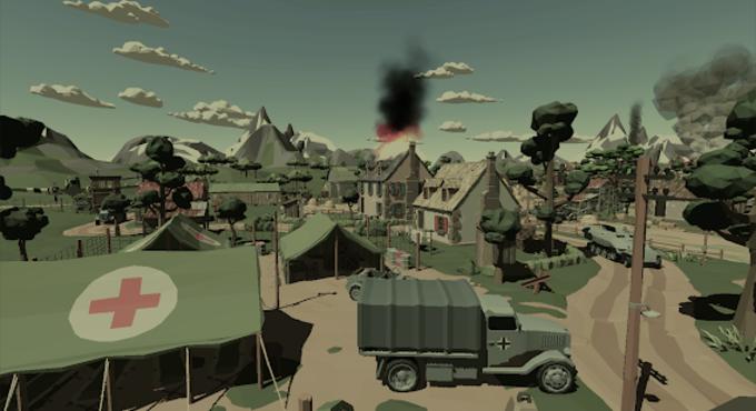 WWII Battleground