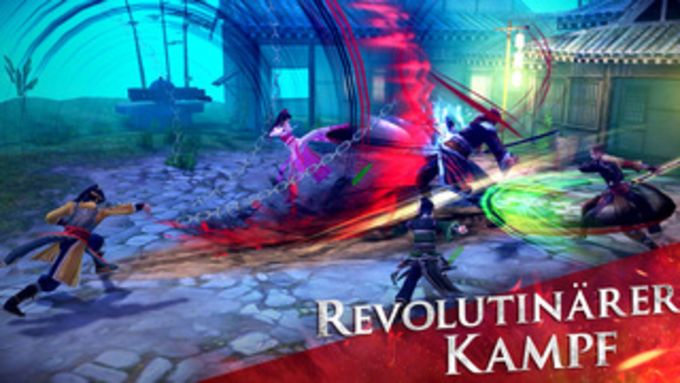 Age of Wushu Dynasty - Kungfu Action MMO Adventure