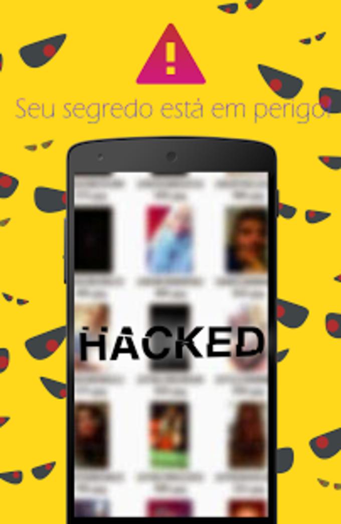 Mestre de Privacidade—App Lock
