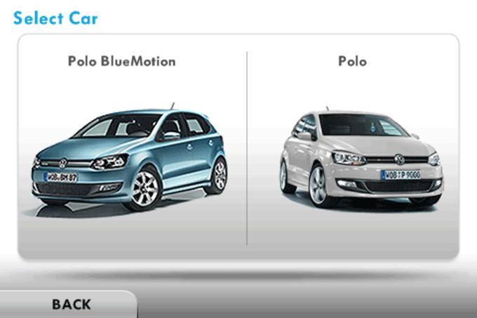 Volkswagen Think Blue Challenge